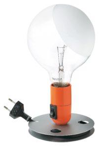 Flos Lampadina bordlampe orange Elministeren