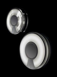 Luceplan Light Disc Ø32 væglampe Elministeren