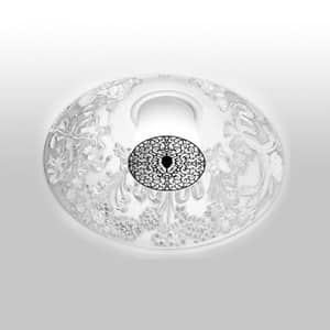 Flos Skygarden Recessed loftlampe hvid Elministeren