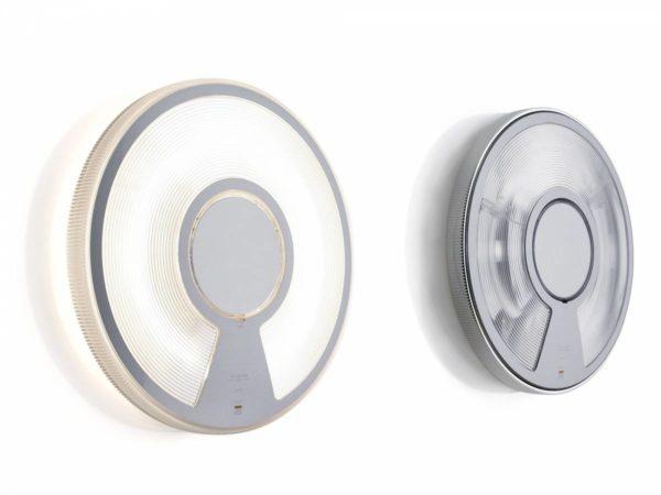 Luceplan Light Disc Ø40 væglampe deko Elministeren