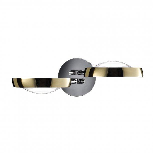 Studio Italia Design Nautilus væglampe guld