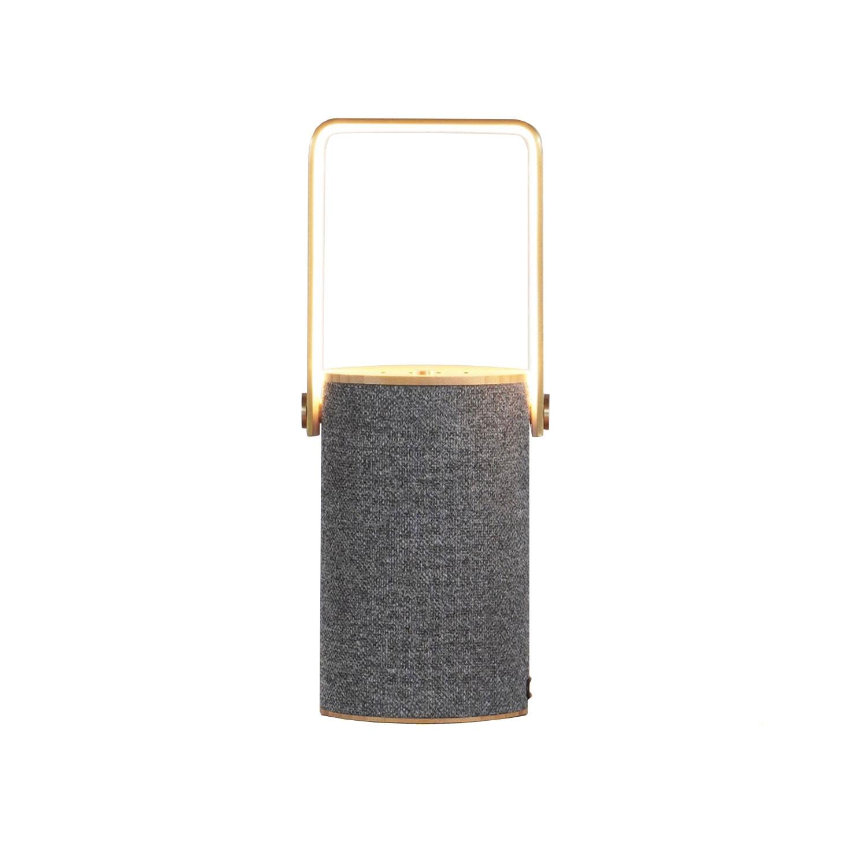 Silo-Bluetooth-hoejtaler-lampe-graa-LOOM-Design-1.jpg